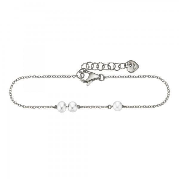 cai Armband 925/- Sterling Silber Perlen