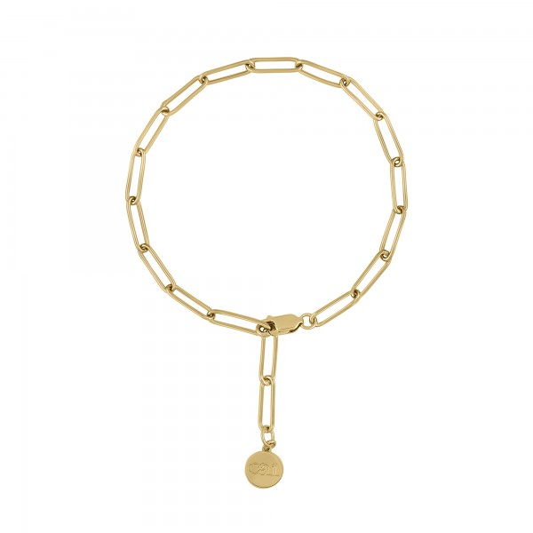cai Armband 925/- Sterling Silber vergoldet