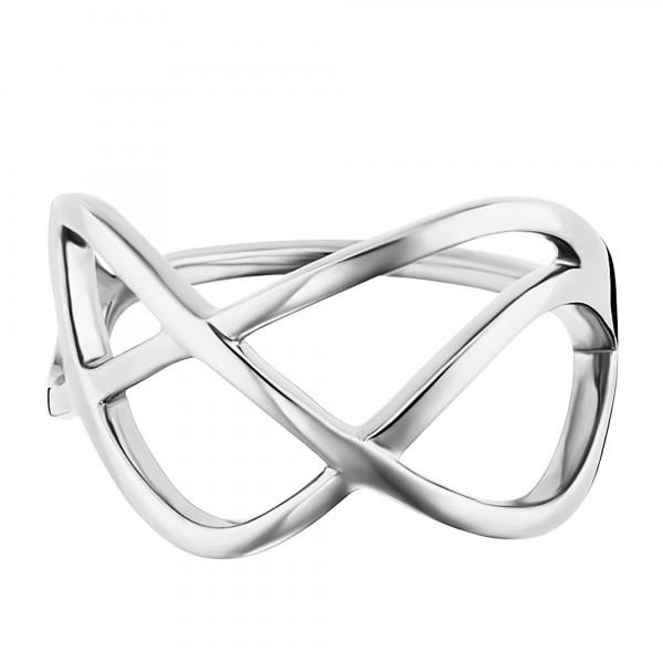 cai Ring 925/- Sterling Silber rhodiniert