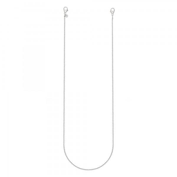 cai Brillenkette Maskenkette 925 Silber rhodiniert 50cm