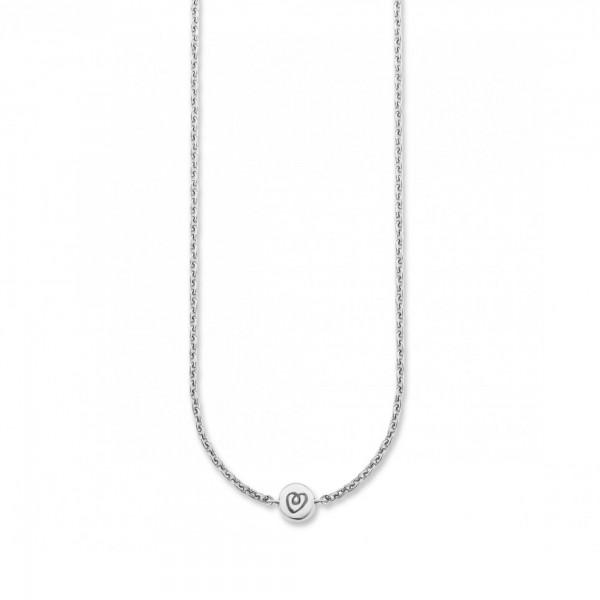 cai Collier 925/- Sterling Silber rhodiniert Herz