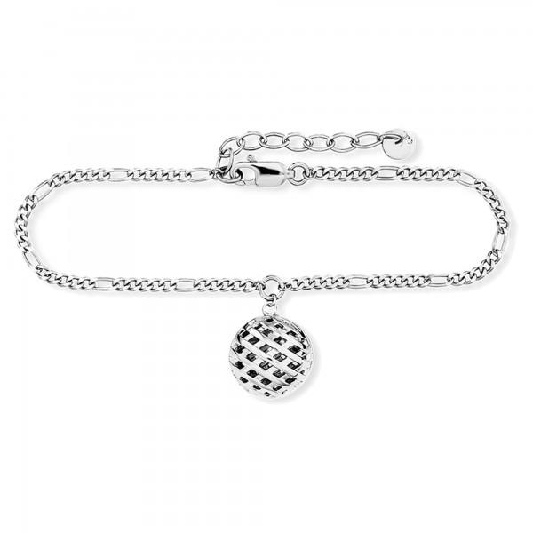 cai Armband 925/- Sterling Silber rhodiniert